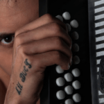 Duey Meza, Lizandro Meza's grandson, throws himself into the ring with his song 'Andale'