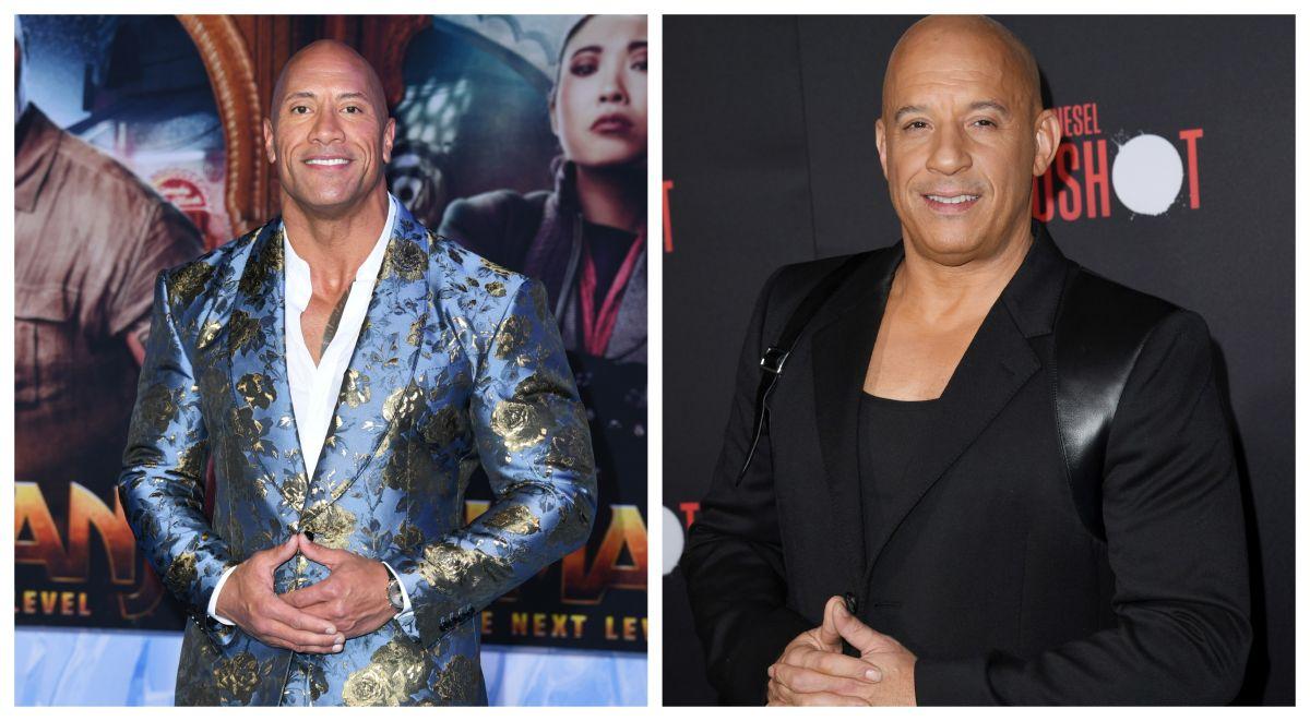 Dwayne Johnson ridicules ex-partner Vin Diesel again