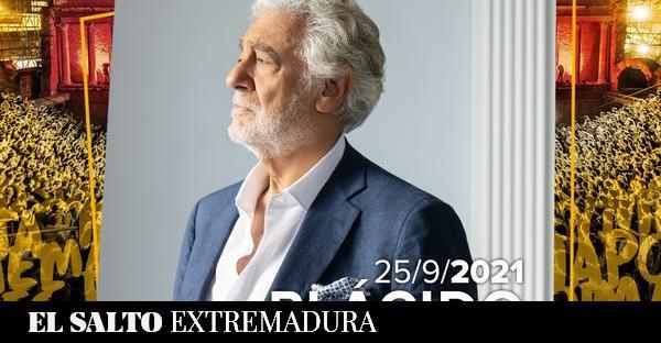 El Ayuntamiento de Mérida promocionará con dinero público el concierto de Plácido Domingo