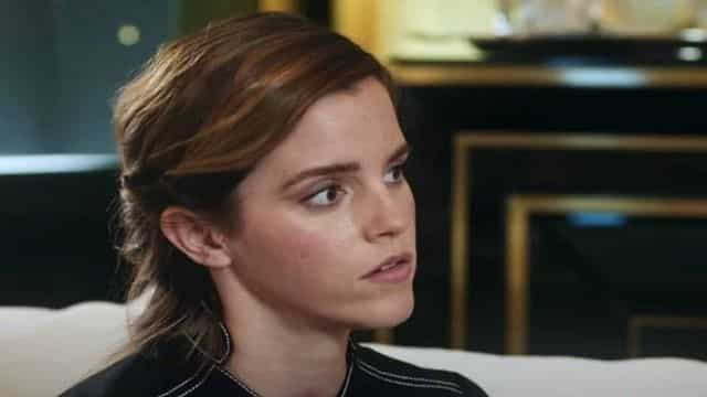 Emma Watson urges Google and Facebook to protect women