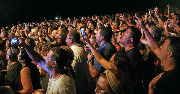 Es Mercadal asks for support from the Civil Guard and prohibits dancing in concerts