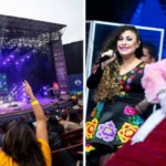 Exhibition Park hosted the first face-to-face concert since the start of the pandemic with a thousand attendees