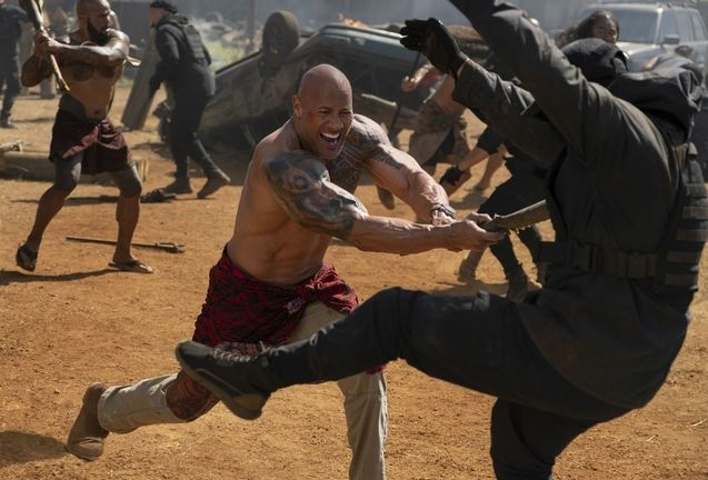 Fast Furious for Vin Diesel the character of Dwayne