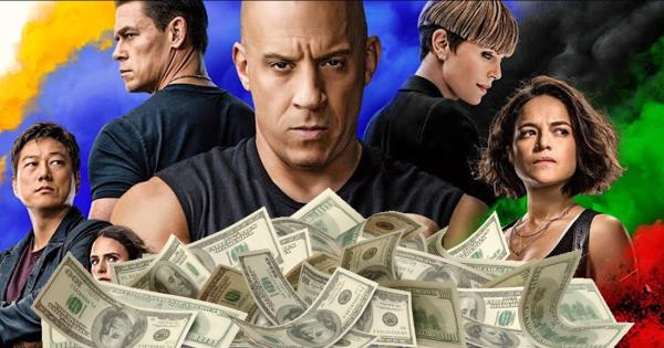 Fast and Furious 9 surpasses US 100 million at