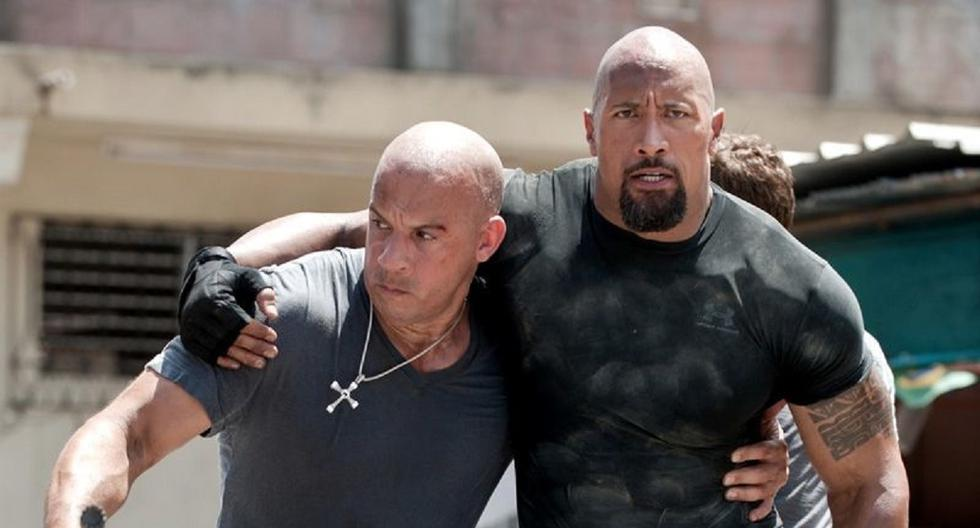 """""""Fast and Furious"""": the surprising terms in the contracts of Vin Diesel, Dwayne Johnson and Jason Statham"""