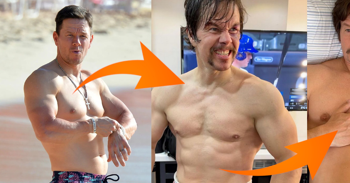 Father Stu: the incredible physical transformation of Mark Wahlberg for his next role