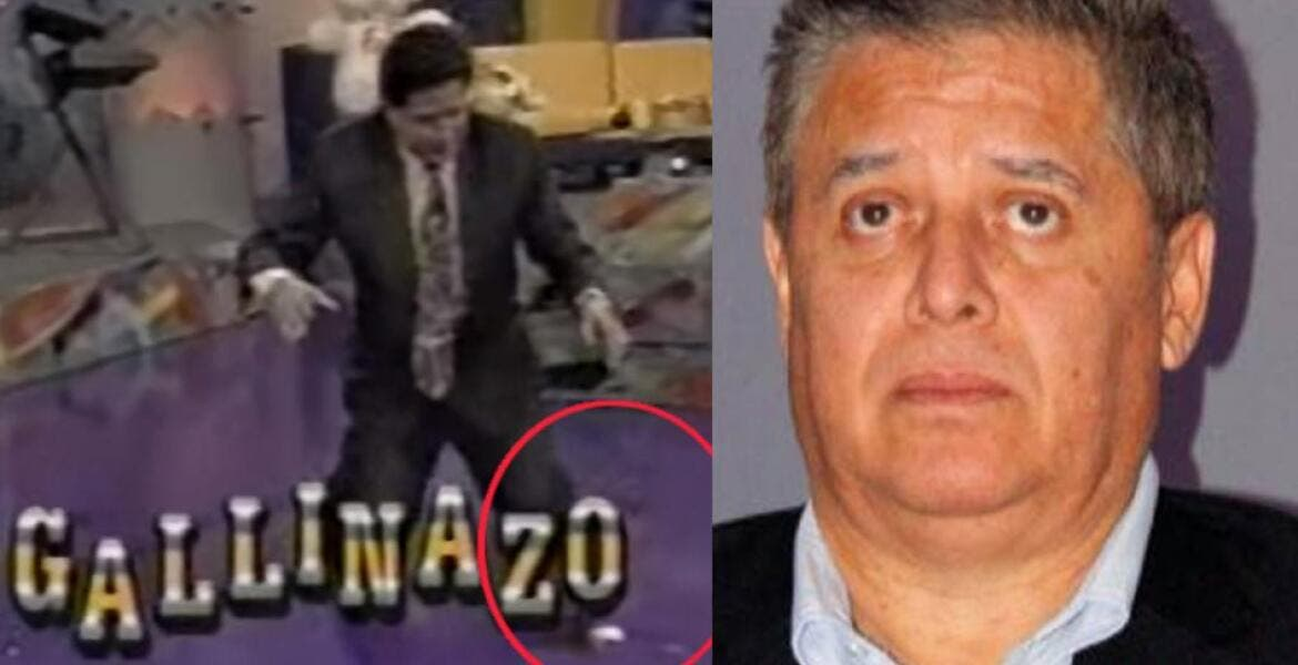 """Finally Mario Bezares reveals what the bag that he dropped in a live program of """"Pácatelas"""" contained contained"""