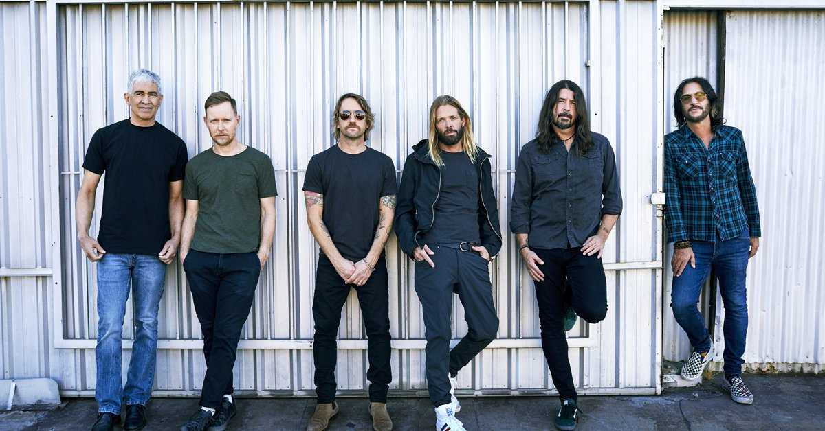 Foo Fighters will offer a concert in CDMX when will