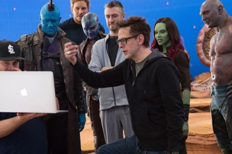 For James Gunn, superhero movies have gotten boring and his only hope of survival is in change - The Third
