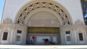 Free organ concerts return in Balboa Park