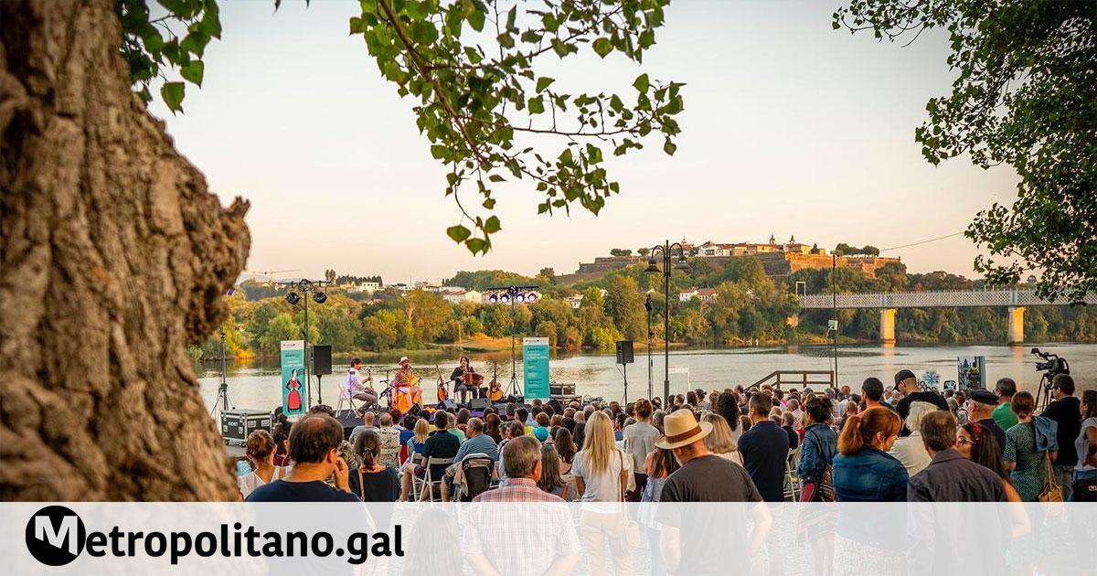 Fusion of flamenco and fado or a concert with two pianos for the Ikfem 2021 of Tui-Valença - Metropolitano