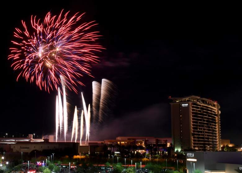 Happy 4th of July How to see Macys fireworks live