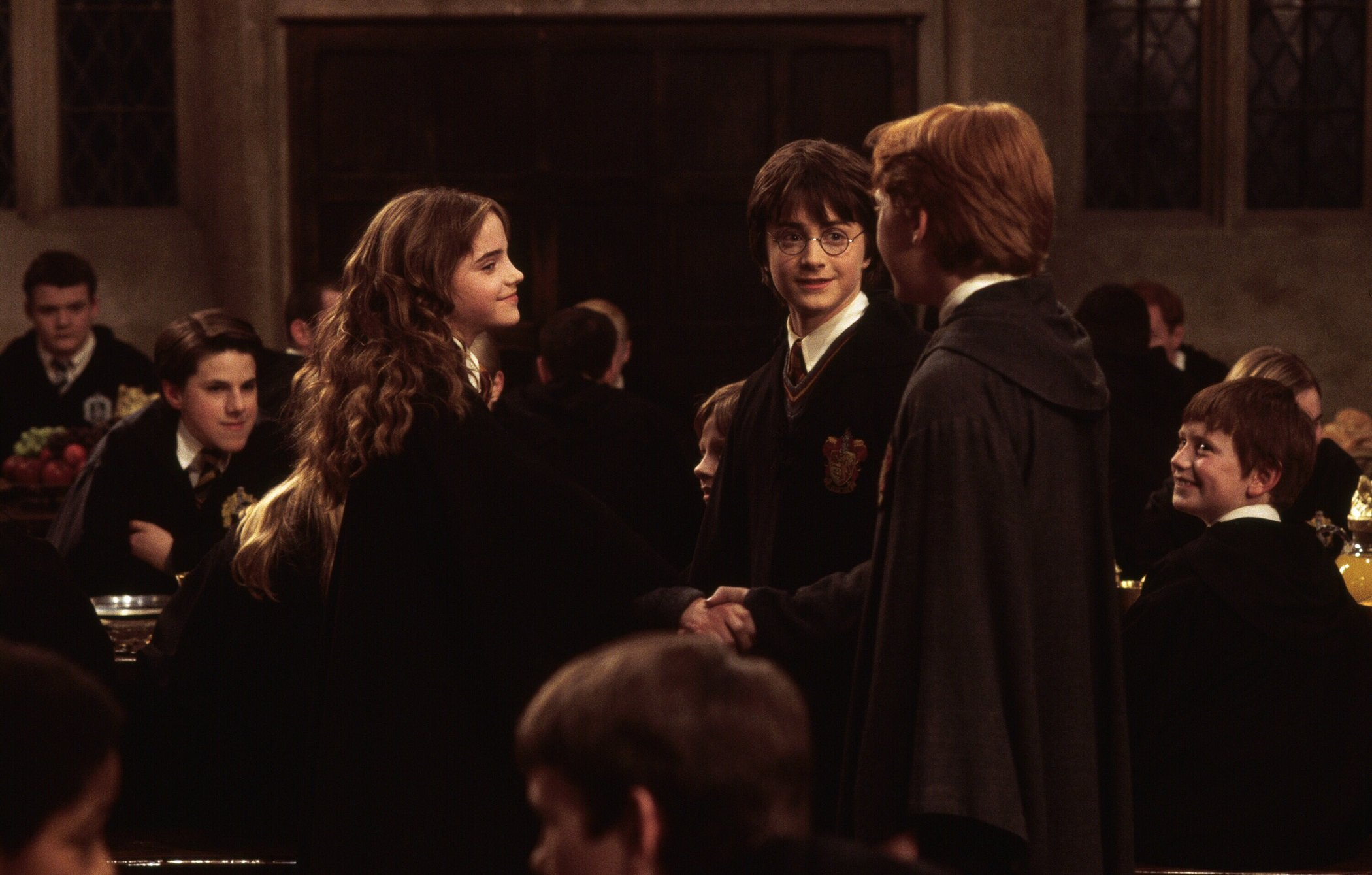 Harry Potter 2 on TF1: this modified scene for Emma Watson took on a whole new meaning