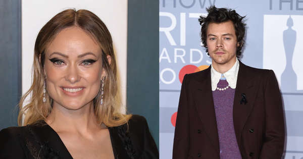 Harry Styles and Olivia Wilde are caught on a romantic vacation in Italy