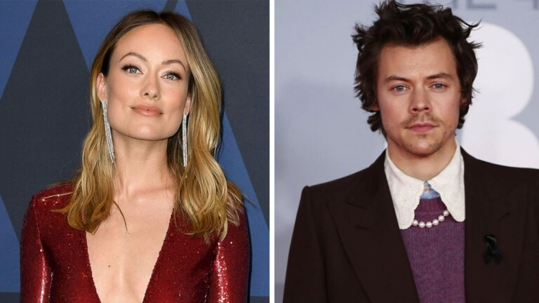 Harry Styles and Olivia Wilde enjoy their vacation together in Tuscany