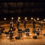 He resumed the tribute to Astor Piazzolla at the Kirchner Cultural Center | The main hall was reopened with the concert