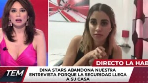 """""""I was arrested for instigation to commit a crime"""": Dina Stars, Cuban youtuber arrested during a live interview"""