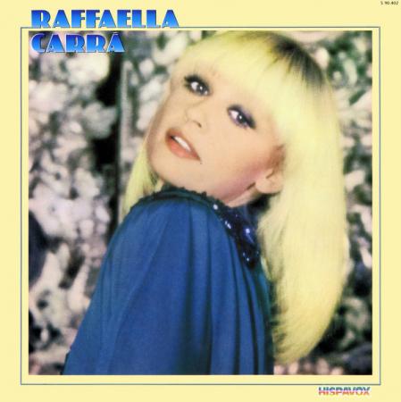 The 1981 album 'Raffaella Carra' contained the text 'Mama give me 100 pesetas'.