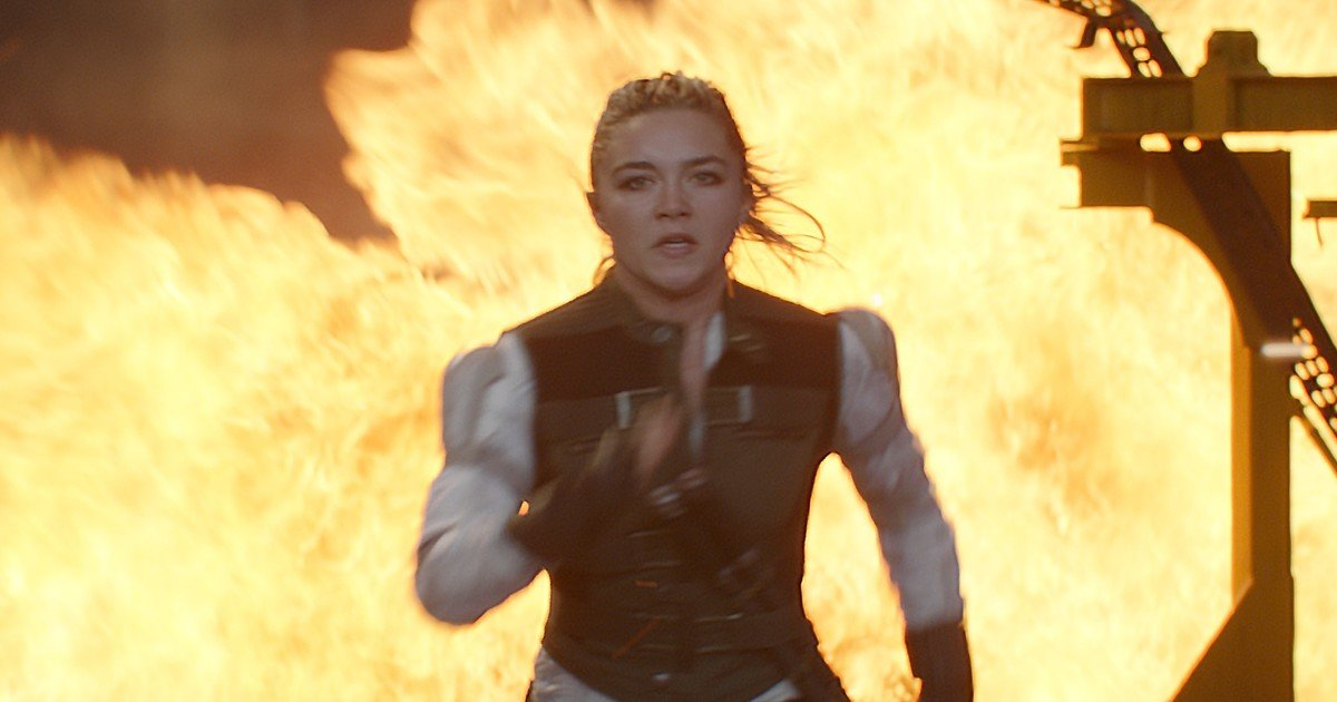 Interview with Florence Pugh: from youtuber to being the next Black Widow