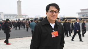 """Jackie Chan: """"I want to be a member of the Communist Party of China"""""""