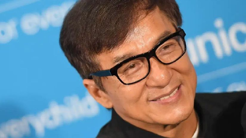 Jackie Chan expresses his desire to belong to the Chinese