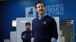 Jason Sudeikis on Ted Lasso and the road to creating the best Apple TV + series