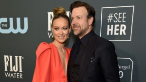 Jason Sudeikis talks for the first time about his separation from Olivia Wilde
