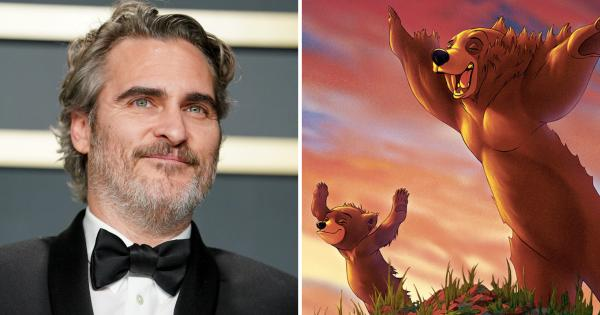 Joaquín Phoenix demands that bears that served as models for Tierra de Osos stop being exhibited as spectacles | Tomatazos