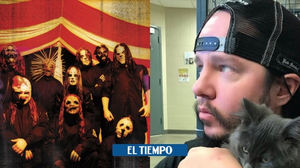 Joey Jordison drummer and founder of Slipknot has passed away