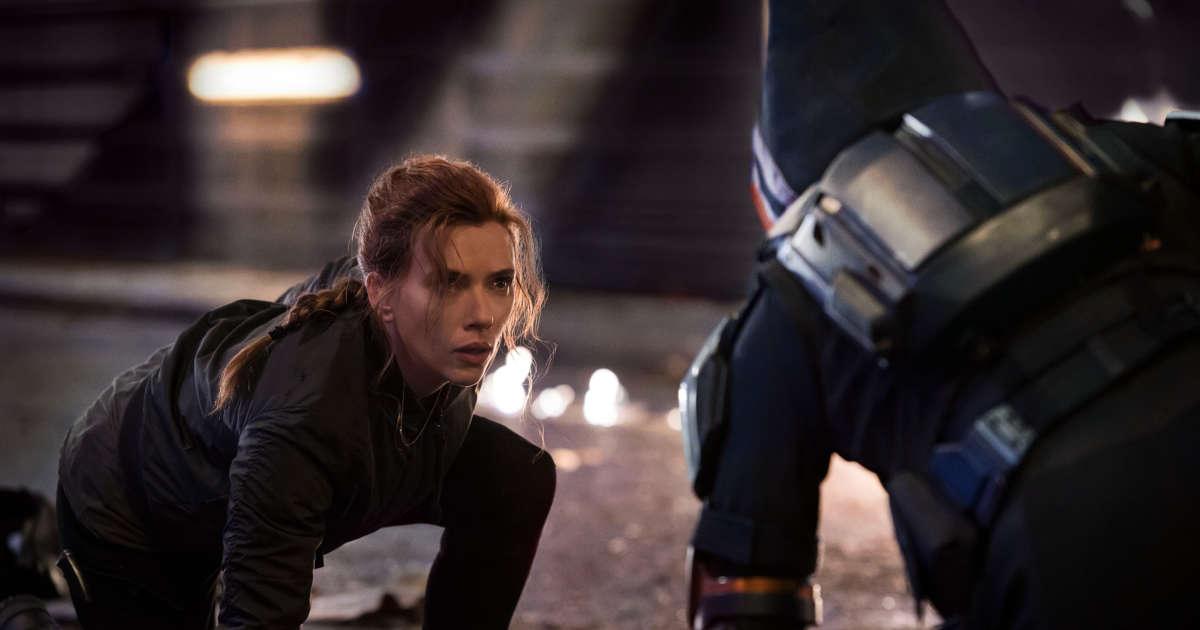 Johansson sues Disney over Black Widow streaming premiere.img