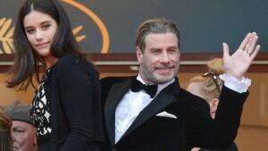 John Travolta's daughter will be