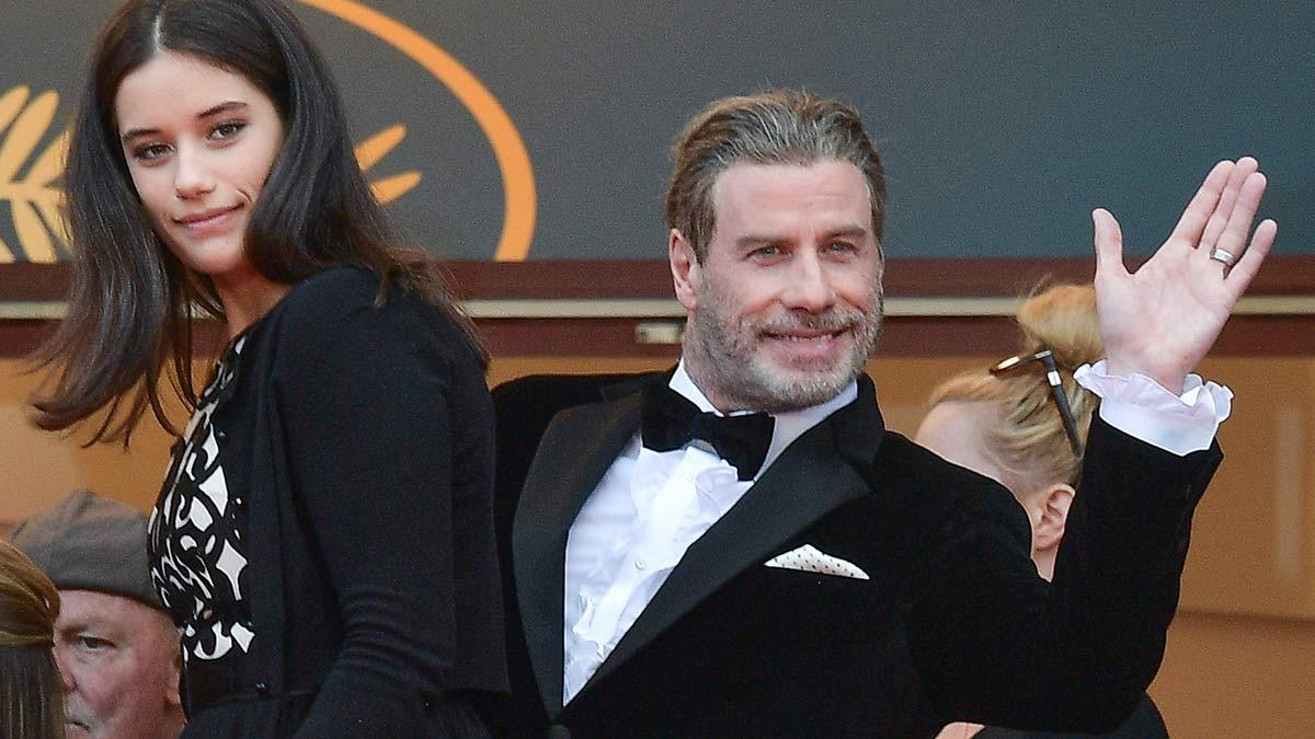 John Travoltas daughter will be