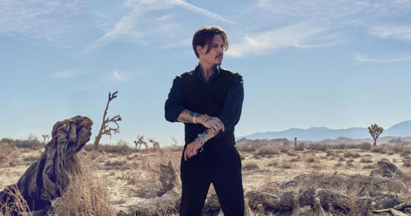 Johnny Depp fans celebrate Dior for new ad starring the actor | Tomatazos