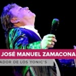 José Manuel Zamacona, vocalist of the Yonic's, dies by covid