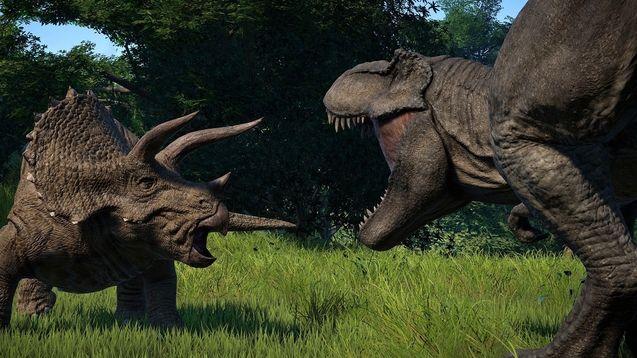 Jurassic World Evolution 2 Jeff Goldblum and chaos theory in
