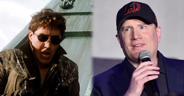 Kevin Feige is angry at Alfred Molina for revealing spoilers for Spider-Man: No Way Home | Tomatazos