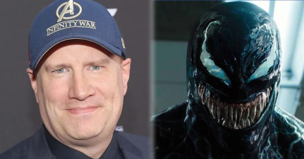 Kevin Feige suggests that Venom will join the Marvel Cinematic