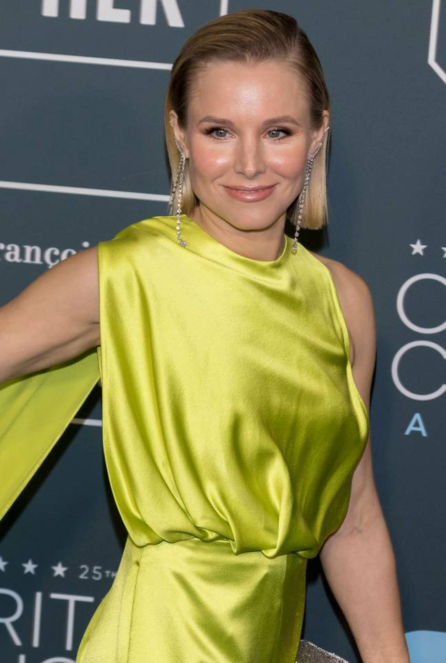 Kristen Bell says daughter sharing name with Covid variant a 'disappointment'