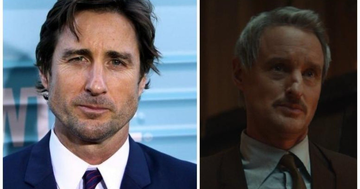 Luke Wilson from Stargirl talks about the rivalry between the