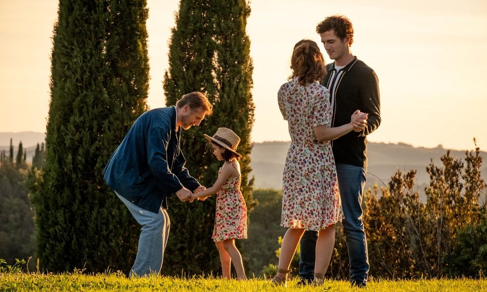 MADE IN ITALY: Liam Neeson In Tuscany, The Ideal Summer Movie?   MyCANAL -  Mind Life TV