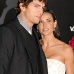 MYTHICAL COUPLES. Demi Moore and Ashton Kutcher, the cougar and the young wolf