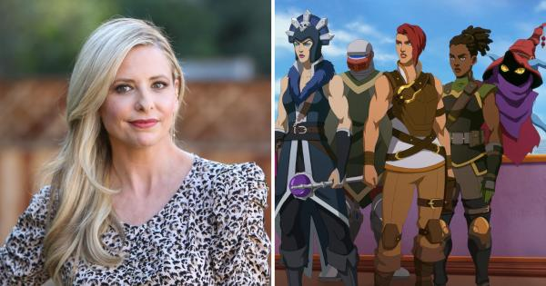 Masters of the Universe: Revelation is Better Than Original Because It Has More Strong Women, Says Sarah Michelle Gellar   Tomatazos