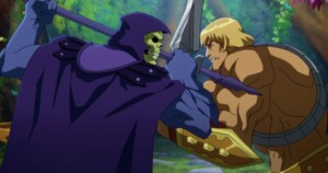 Masters of the Universe Revelation the new animated series from