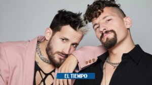 Mau and Ricky don't miss a Ricardo Montaner concert