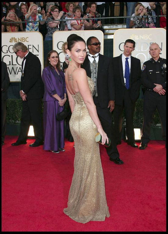Megan Fox sober: why the evening of the Golden Globes 2009 decided her to quit alcohol
