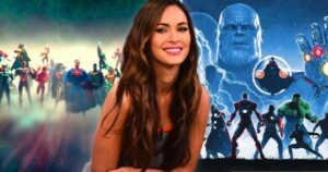 Megan Fox wants to join the MCU or the DCEU