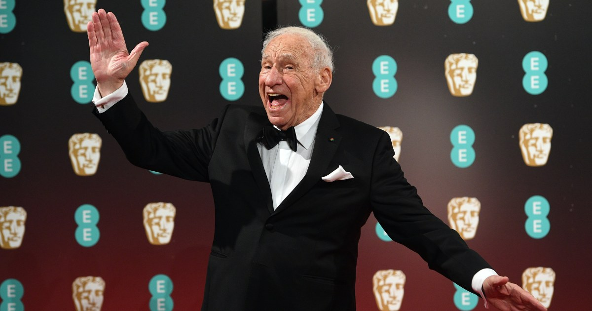 Mel Brooks celebrates 95 years without Carl Reiner and trying his luck in the networks