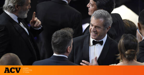 Mel Gibson's greeting to Donald Trump that has ignited social networks
