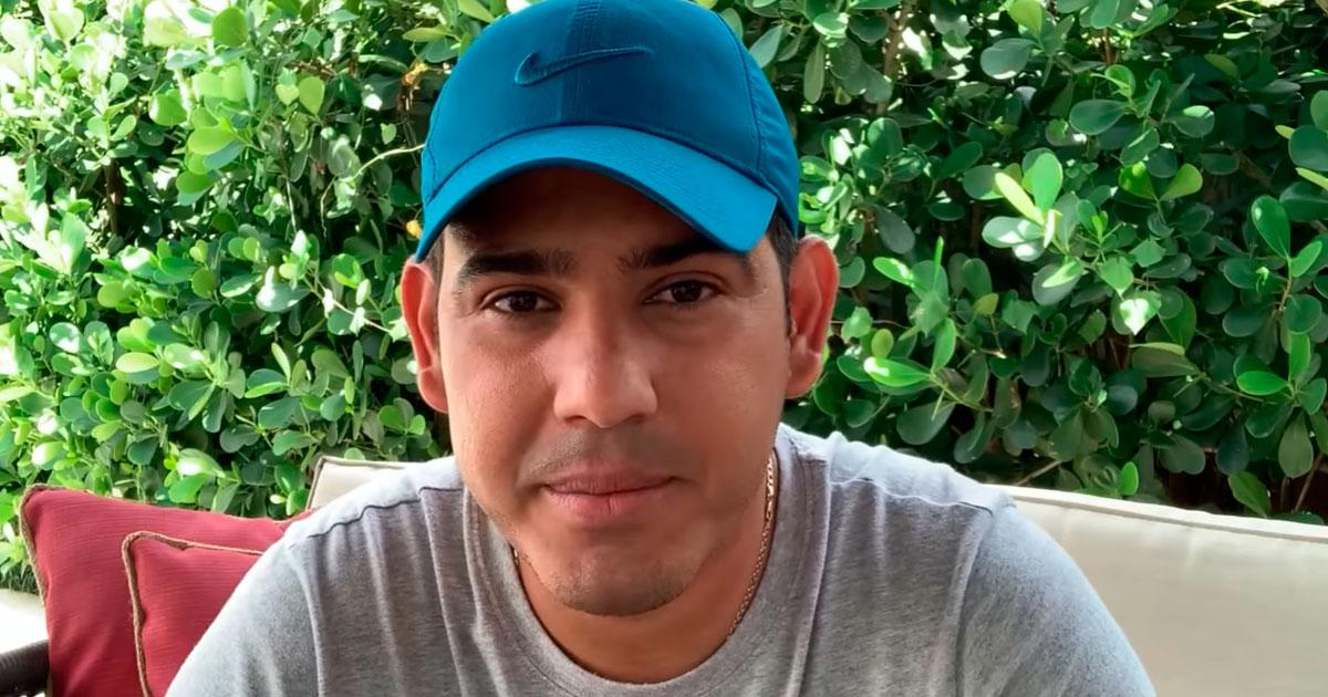 """Message from the journalist Javier Díaz to Cuban Television: """"Explain to the people why we left"""""""