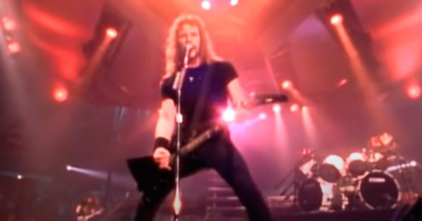 Metallica Releases a Never Heard Version of Nothing Else Matters